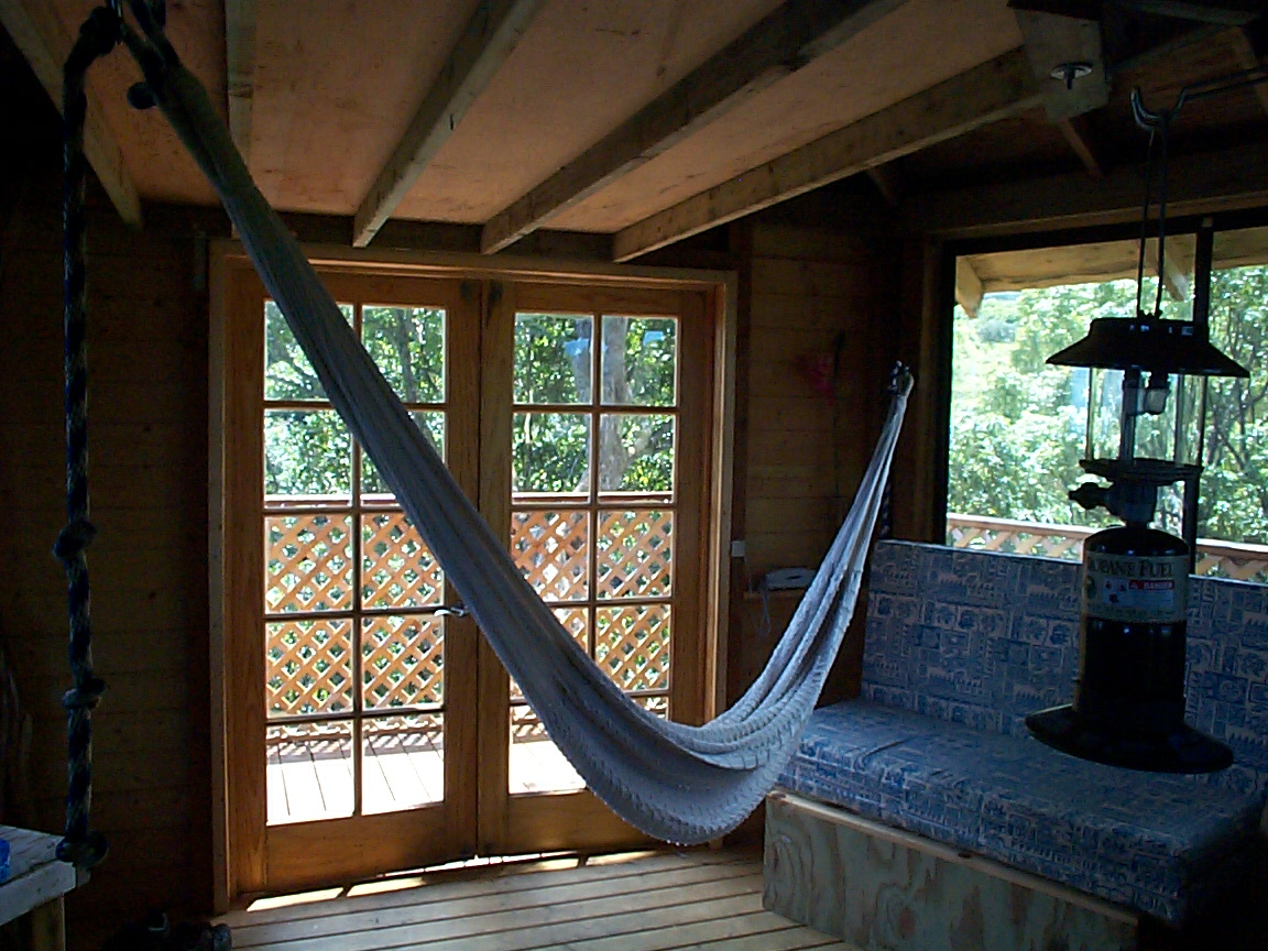 Pictures From The Nahiku Treehouse